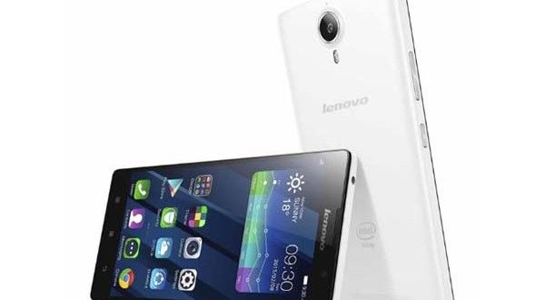 Lenovo P90 - Ponsel Android Lollipop Intel Atom Z3560