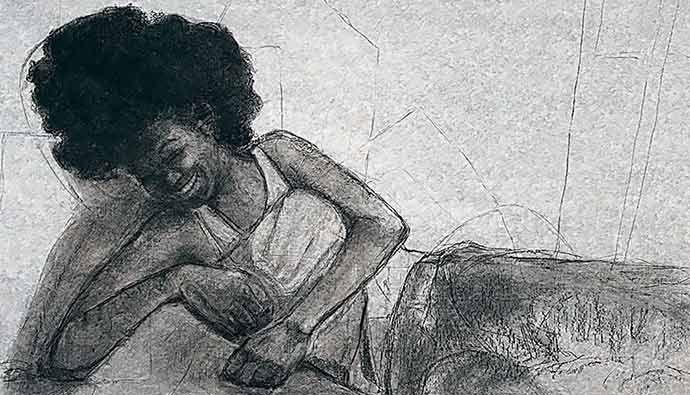 L Art Contemporain Des Noirs Canadiens Au Mbam Westmount Magazine Museum Of Fine Arts Black Canadians Artist