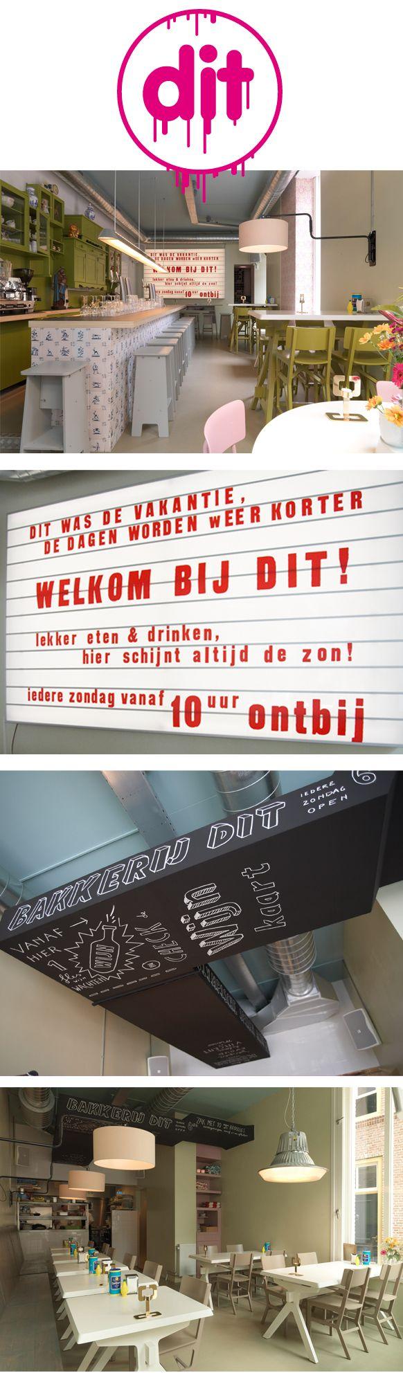 Eetbar DIT in Den Bosch