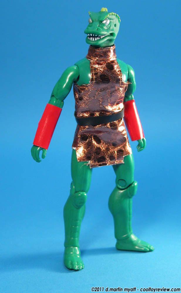 """Star Trek"" Gorn | Vintage Action Figure | #ActionFigure #Toy #StarTrek"