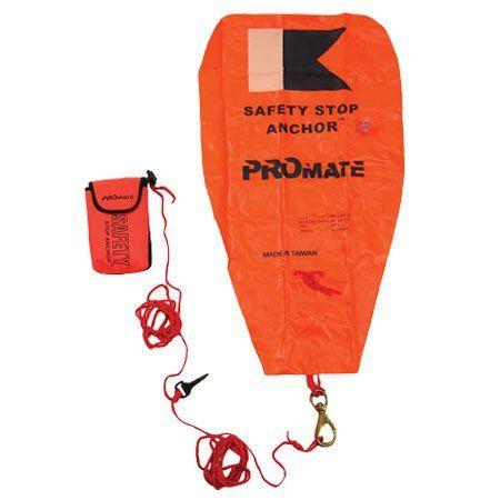 Promate Scuba Safety Float Stop Anchor Dive Marker Rescue Gear - http://scuba.megainfohouse.com/promate-scuba-safety-float-stop-anchor-dive-marker-rescue-gear.html/