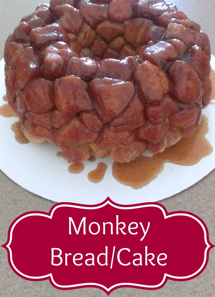 Whether you call it Monkey Bread or Monkey Cake it is bound to become a family favorite that you make again and again.