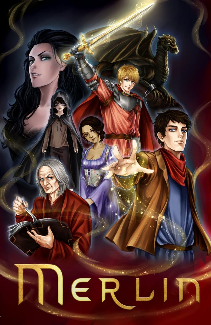 merlin and morgana relationship fanfiction harry