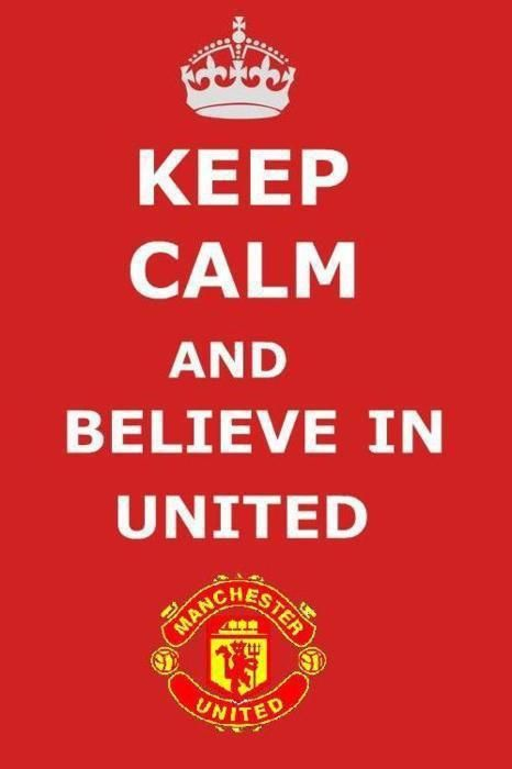 Lovee! Man Utd fan for life!!!