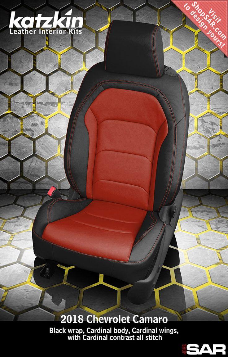 Katzkin Custom Leather Auto Interiors & Leather Seat