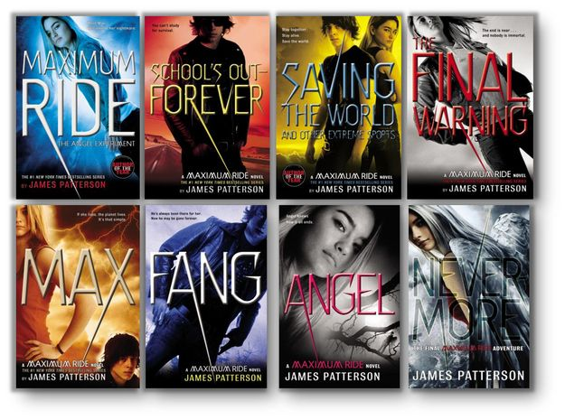 Max, Maximum Ride | 10 Super Fierce YA Heroines