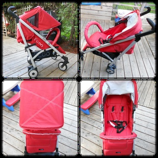 A MotherHood Experience: Best Buy Baby gear - i'Coo Stroller