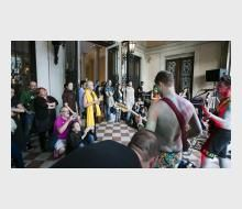 Fake Intentions perform at Palazzo Grassi on the occasion of Teens Night (20/06/2015) ph: © Matteo De Fina