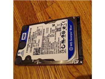 """Western digital 160 gb hdd till laptop 2.5 på Tradera.com - 2.5"""" -"""