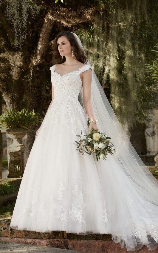 485 besten Romantic Glam Bilder auf Pinterest | Hochzeitskleider ...