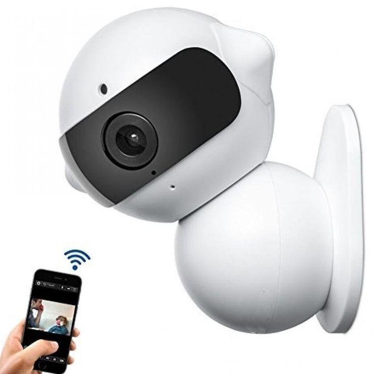 รีวิว สินค้า Jte Dual-HD Wireless IP Camera Wifi กล้องวงจรปิดไร้สาย รุ่น Mini Robot ☁ แนะนำซื้อ Jte Dual-HD Wireless IP Camera Wifi กล้องวงจรปิดไร้สาย รุ่น Mini Robot ราคาน่าสนใจ | couponJte Dual-HD Wireless IP Camera Wifi กล้องวงจรปิดไร้สาย รุ่น Mini Robot  ข้อมูลเพิ่มเติม : http://product.animechat.us/yBfba    คุณกำลังต้องการ Jte Dual-HD Wireless IP Camera Wifi กล้องวงจรปิดไร้สาย รุ่น Mini Robot เพื่อช่วยแก้ไขปัญหา อยูใช่หรือไม่ ถ้าใช่คุณมาถูกที่แล้ว เรามีการแนะนำสินค้า พร้อมแนะแหล่งซื้อ…