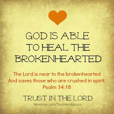 Image result for mend the broken hearted