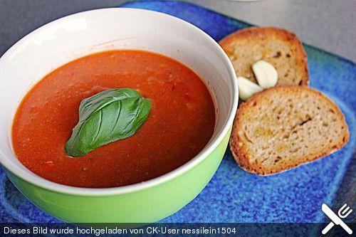 Thelses Gazpacho (Rezept mit Bild) von thelse | Chefkoch.de