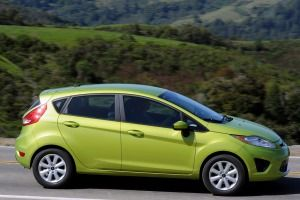 2011 Ford Fiesta Added to Door-Latch Recall — Edmunds.com