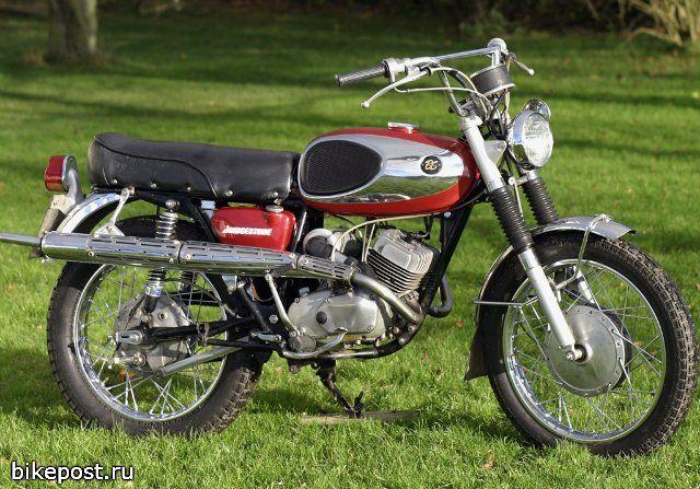 Motocikly Bridgestone 350 Gtr I Bridgestone 350 Gto