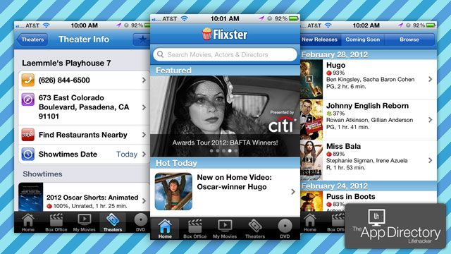 The Best Movie Showtimes App for iPhone