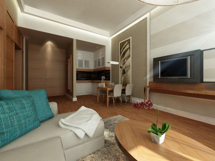 All #apartments will have a fully equipped kitchenette.