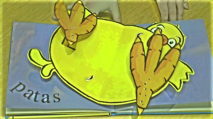 Canción del pollo Pepe. Casa de niños Marionetas,  Villalbilla