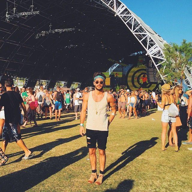 Coachella Day #1