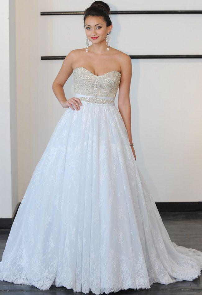 Elegant Cristiano Lucci Spring Wedding Dresses