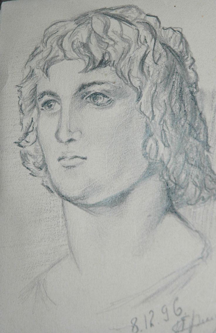 Alexander the Great. The Young Alexander. By a statue in the IV century by PirraAiren.deviantart.com on @DeviantArt