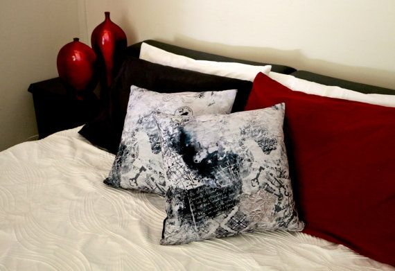 Unlocking Blessing: Art Cushion | Painting Design | Handmade | Throw Pillow | $65 http://coloursofhope.com.au/store?category=cushion