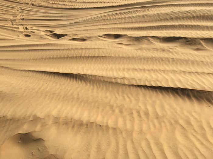 the desert has romance in it ... Poetry
