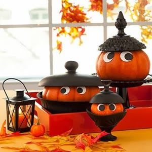 Wilker Do's: 12 Easy DIY Halloween Decorations #SpookySweepstakes (OMG! So adorable!)