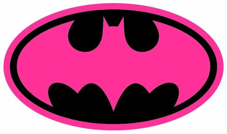 BATGIRL pink Retro , BATMAN logo Iron On T-Shirt Transfer for DARK fabrics in Ropa, calzado y complementos, Otros | eBay