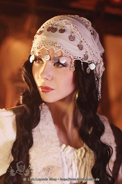 Natalia, gypsy witch extraordinaire