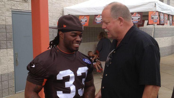 Former Browns President Mike Holmgren Visits Berea « CBS Cleveland