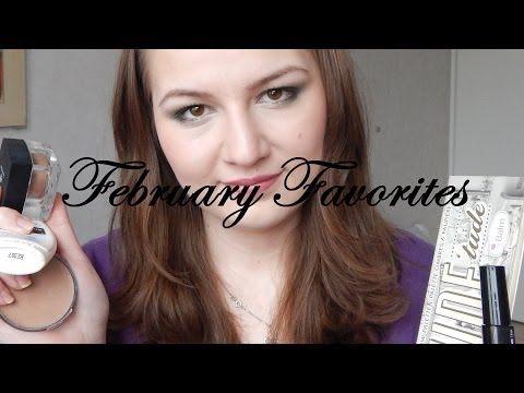 February Favorites // Cristina's Beauty Box
