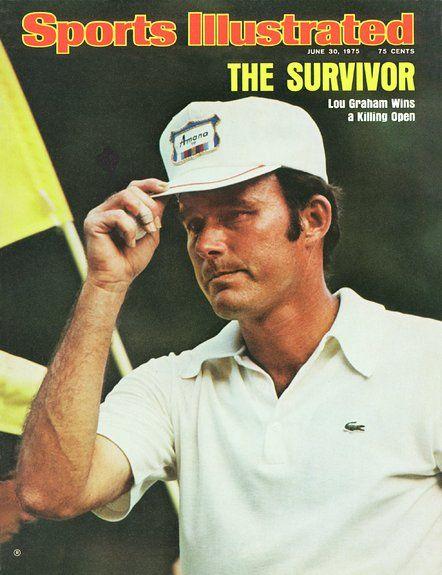 The 1975 U.S. Open - Golf, Lou Graham  June 30 1975