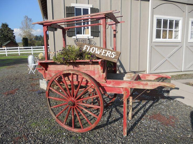 Awesome Street+Flower+Cart | Fleurs: Queen Of Carts