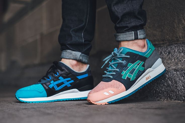 On Foot: Ronnie Fieg x Asics Gel-Lyte III 25th Anniversary (Homage) - EU Kicks: Sneaker Magazine