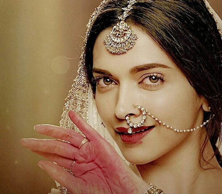 Deepika Padukone as Mastani - Bajirao Mastani