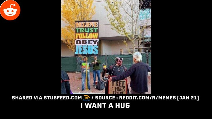 I want a hug… New publication in 736