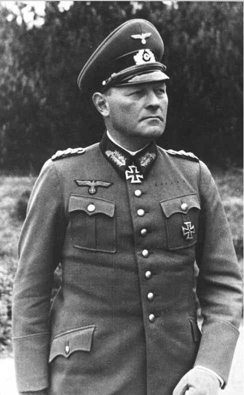 """Generaloberst Erich Hoepner was a senior German general during WW2. He commanded corps and armies during the invasion of Poland and on the Eastern Front. He was implicated in the July 20, 1944 attempt on Hitler's life and as a result he was arrested, suffered a """"trial"""" before the People's (kangaroo) Court and was hanged by the Gestapo."""