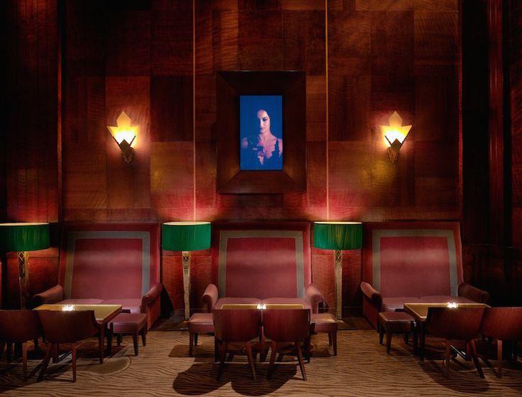 Redwood Room in San Francisco
