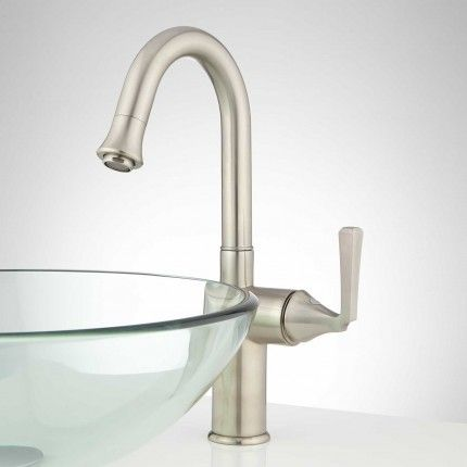 Steigman Single-Hole Vessel Faucet