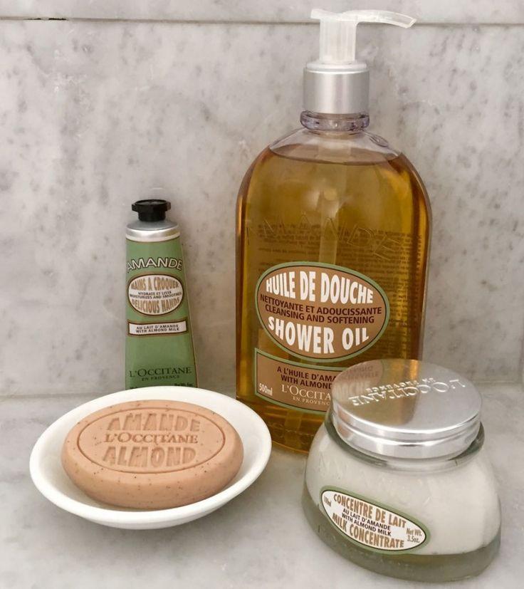 Loccitane Almond Products