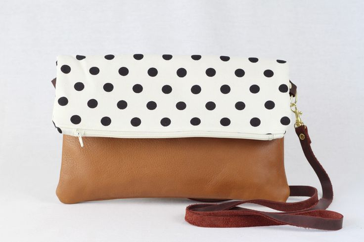 """Leatherblocked Crossbody Bag 