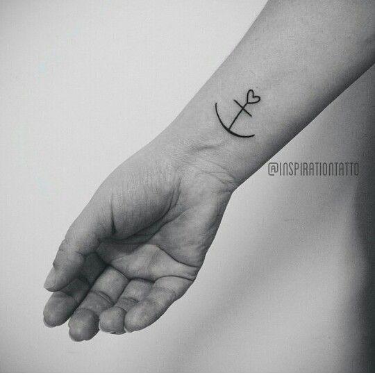 Tattoo virtudes teologais