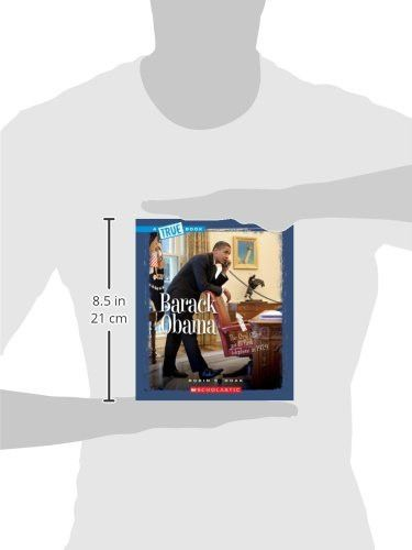 Barack Obama (True Books: Biographies)