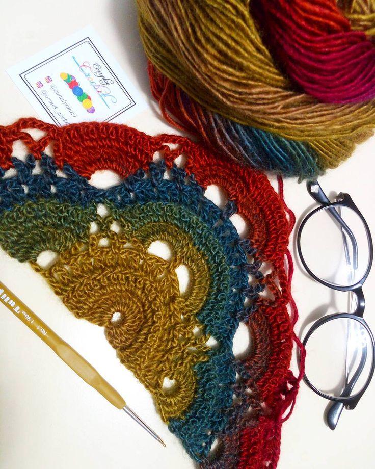 Farklı işler peşinde 😉  İYİ GECELEEER 🙌🙌 #handmade #handmadelove #fular #örgüfular #örgümodelleri #nakoileörüyorum #nakovals #harikaiplik #örgüaşkı#crochet #nako #nakoiplikleri #knitting #şalmevsimi #yeşil#çeyizhazırlıkları #pembe##işler#güçler#eglence#hobi#hobilove#dügünhediyesi#gelinlik#ceyiz