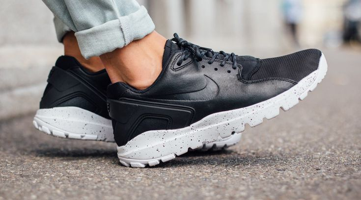 Huarache DNA Shows Up on Nike's Latest Trainer