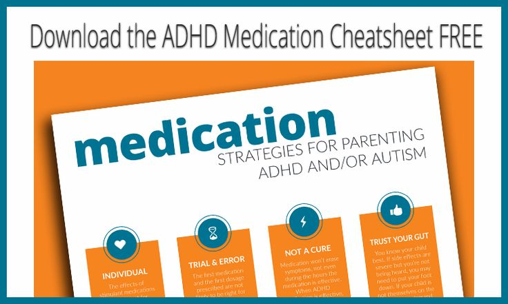 Are Mild adult add medication