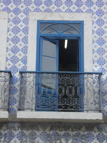 São Luís do Maranhão   fachada com azulejos / tiled façade  #Azulejo #TiledFaçade #Padrão #Pattern #Brasil #Brazil