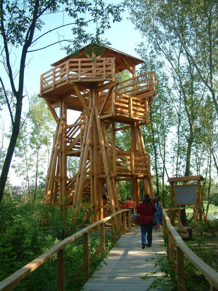 Hortobágyi Nemzeti Park - Tisza-tavi Vízi Sétány