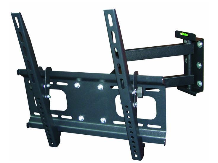 Full-Motion TV Wall Mount Bracket (Max 99 lbs, 32 - 55 inch